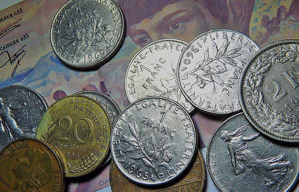 cizí mince